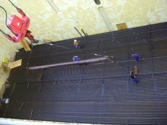 Rails - 24 meter long