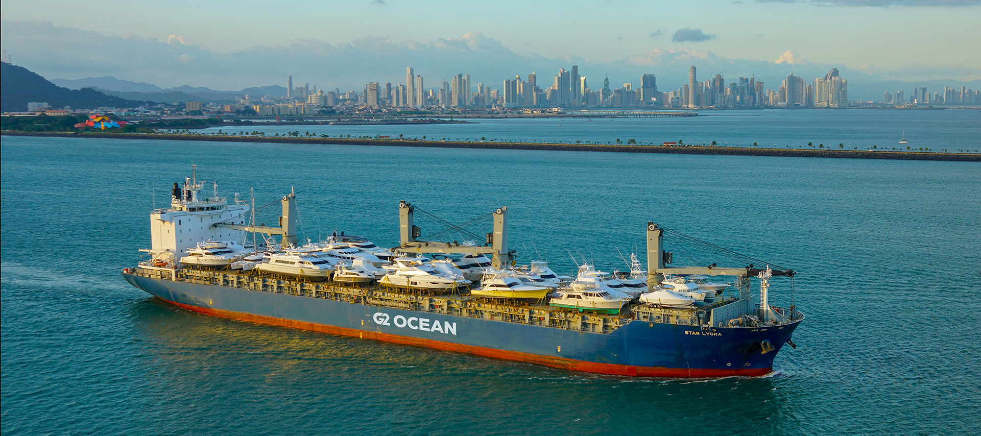 G2 Ocean publishes first whole-year financial report