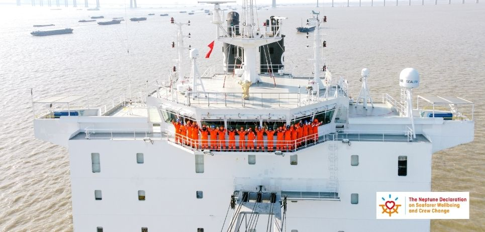 G2 Ocean signs declaration on Seafarer Wellbeing and Crew Change